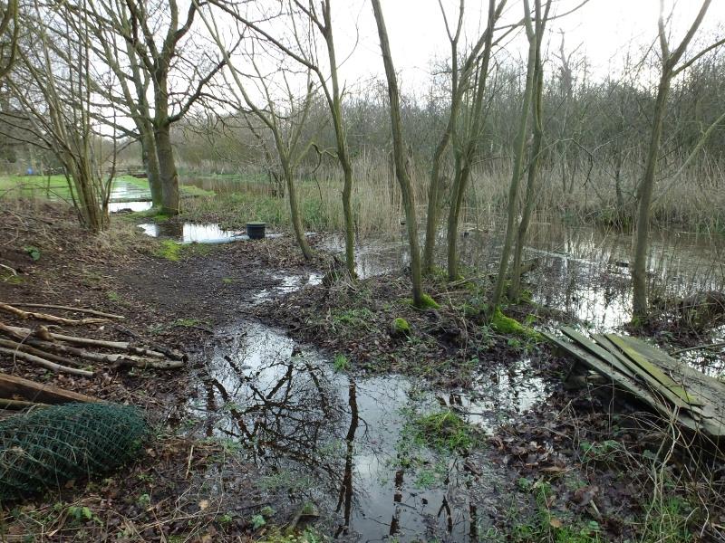 High Water Level In Dyke 14:04:33