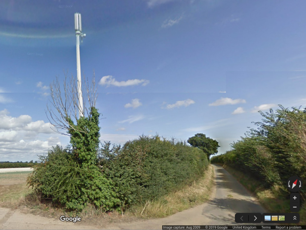 The Dilham Mast