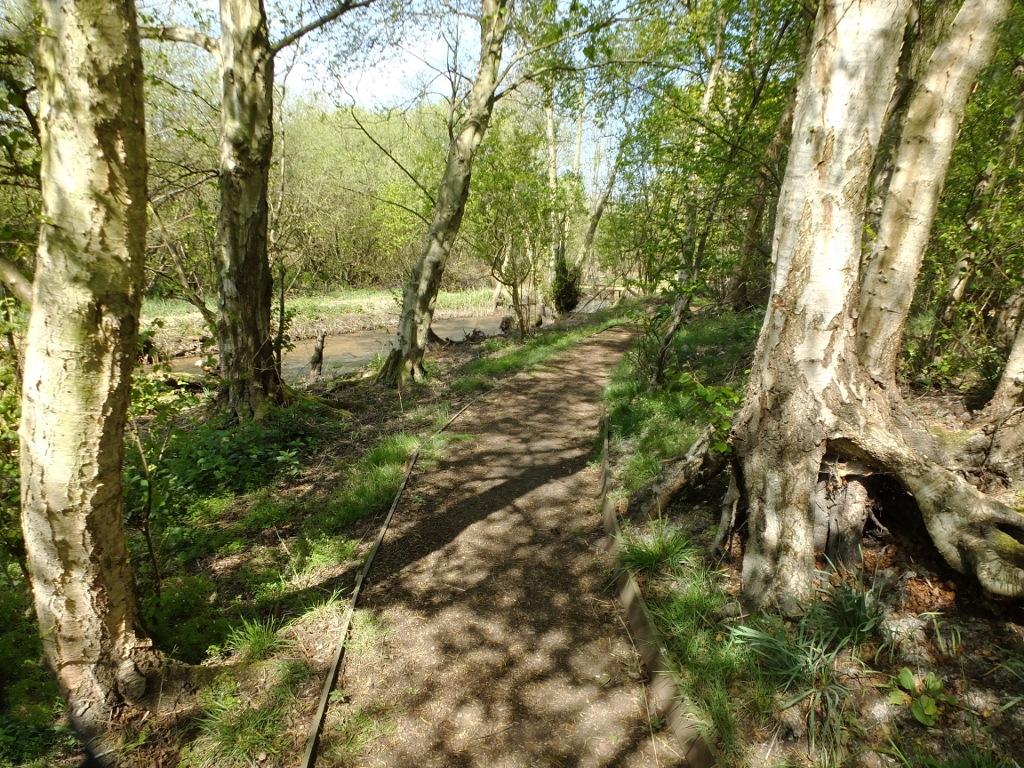 The Dykeside Path