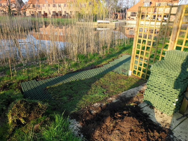 Laying The Path Grids